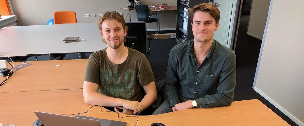New interns at XABLU