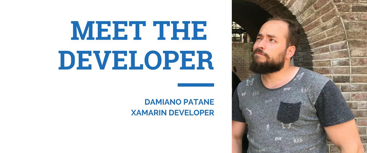 Welcome Damiano Patane Xamarin developer